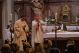 Mass at St. Stephans