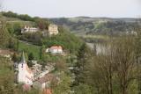 Passau-confluence of three rivers