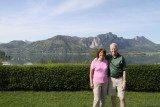 Jane & Mike in Sound of Music opening scene site