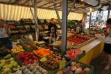 Farmers market in Salzburg