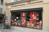 Mozart is popular in gift shops