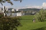 Viking Odin docked in Linz