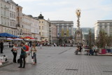 Linz town square