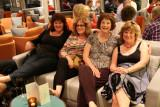 The ladies in the lounge