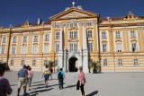 Stift Melk entrance gate-founded in 1089