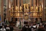 Mass at Melk Abbey