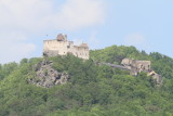 Ruins of Aggstein Castle-founded in 1231