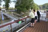 Docking in Durnstein