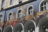 Vienna building art