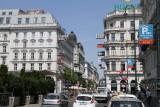 Downtown Vienna street
