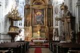Dominikankirsche (Dominican church)-1634 altar