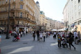 Vienna shopping area