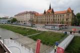 Docked in Bratislava, Slovakia