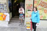Jane shopping