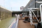 Gabcikovo lock-One of the Danube's deepest lock's