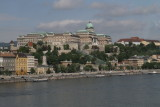 Buda Castle on Castle hill