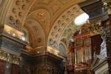 Interior detail of St. Stephen's