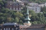 Tower on Buda side of Danube