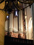 The pipe organ