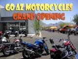 Go AZ Motorcycles Grand Opening