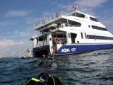 Expedicion a las Bahamas en el AquaCat. Dic. 2007