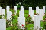 War Graves, Thornaby Cemetery UK