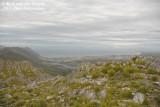 View over False bay