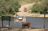 One of the last remaining working ponts of South Africa