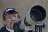 Bill  and the maiden voyage of the new 800mm