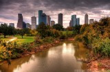 Houston in HDR