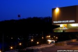 Thompson-Boling Arena at night