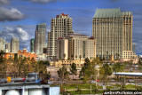 San Diego in HDR