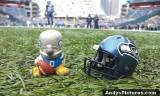 NFL Huddles: Seattle Seahawks at CenturyLink Field in Seattle, WA