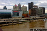 Downtown Louisville from the Second Street Bridge