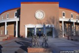 The Roundhouse (New Mexico State Capital) - Santa Fe, NM