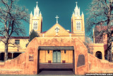 Church of San Felipe de Neri - Albuquerque, NM