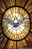 Dove of the Holy Spirit - St. Peter's Basilica
