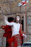 Jesus tapestry - Vatican Museum