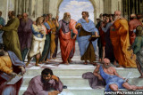 The School of Athens by Raphael - Vatican Museum