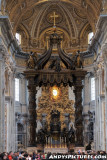 The Nave - St. Peter's Basilica