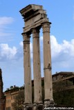 Temple of Castor and Pollux - Roman Forum