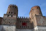 St. Sebastiano Gate of the Aurelian Walls - Rome, Italy