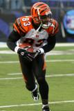 Cincinnati Bengals WR Antonio Chatman