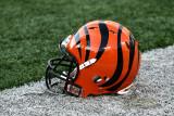 Cincinnati Bengals football helmet