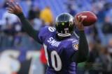 Baltimore Ravens QB Troy Smith