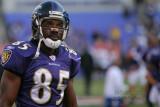 Baltimore Ravens WR Derrick Mason