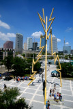 Downtown Tampa at Ice Fest 2007