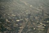 Aerial of Buffalo, New York