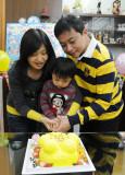2nd Birthday (21 Jan 2011)