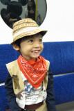 Cowboy Brian @ Disneyland (28 Nov 2011)